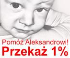 Twój 1% może pomóc!
